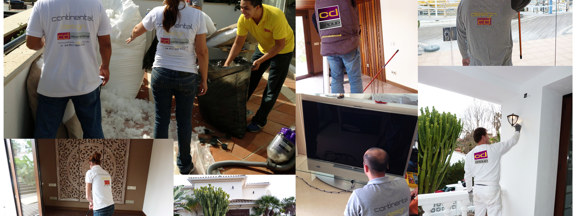 Property Maintenance Management Aiport Pickup Marbella